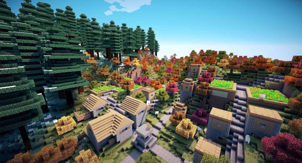 Сиды на Minecraft Pocket Edition (PE)