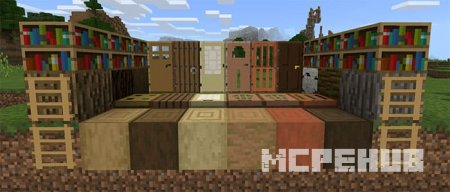 Скриншот Smooth Wood RSPC Texture Pack 3