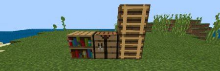 Скриншот Smooth Wood RSPC Texture Pack 1