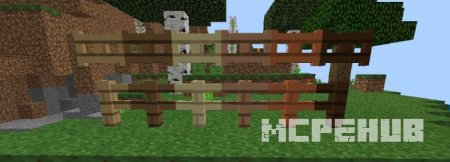 Скриншот Smooth Wood RSPC Texture Pack 2