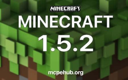 Скачать minecraft 1. 5. 2 с бесплатным xbox live на android.