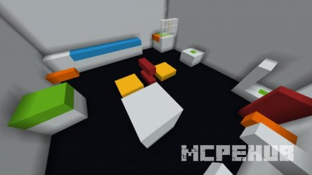 Скриншот Colour Parkour 3