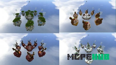 Скриншот SkyWars (8 Maps) 4
