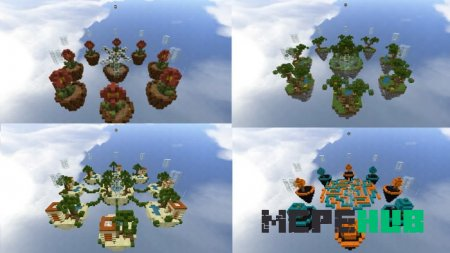 Скриншот SkyWars (8 Maps) 3