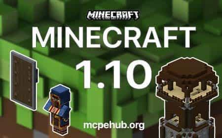 скачать minecraft версия 1.10.0. 3