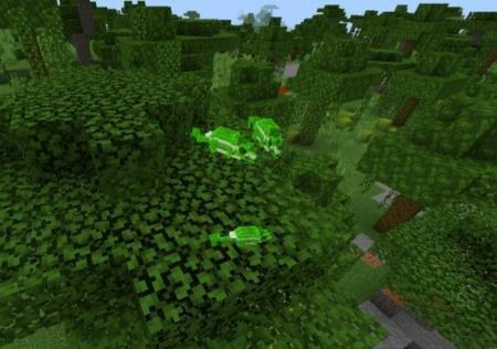 хамелеоны на дереве