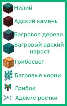 Блоки в Искаженном лесу