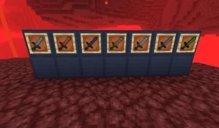 различные мечи