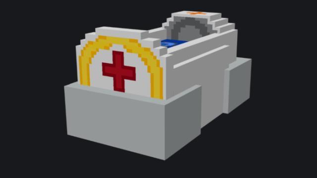 Лечебный пункт устройство