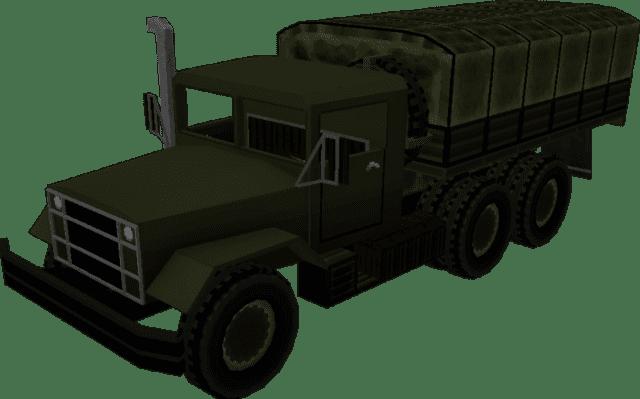 Военный транспортер M939