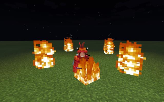 Книга огня применение